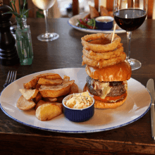 The Jug burger