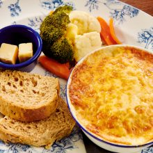The Jug fish pie