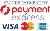 Secured by Payment Express