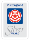 Visit England Silver